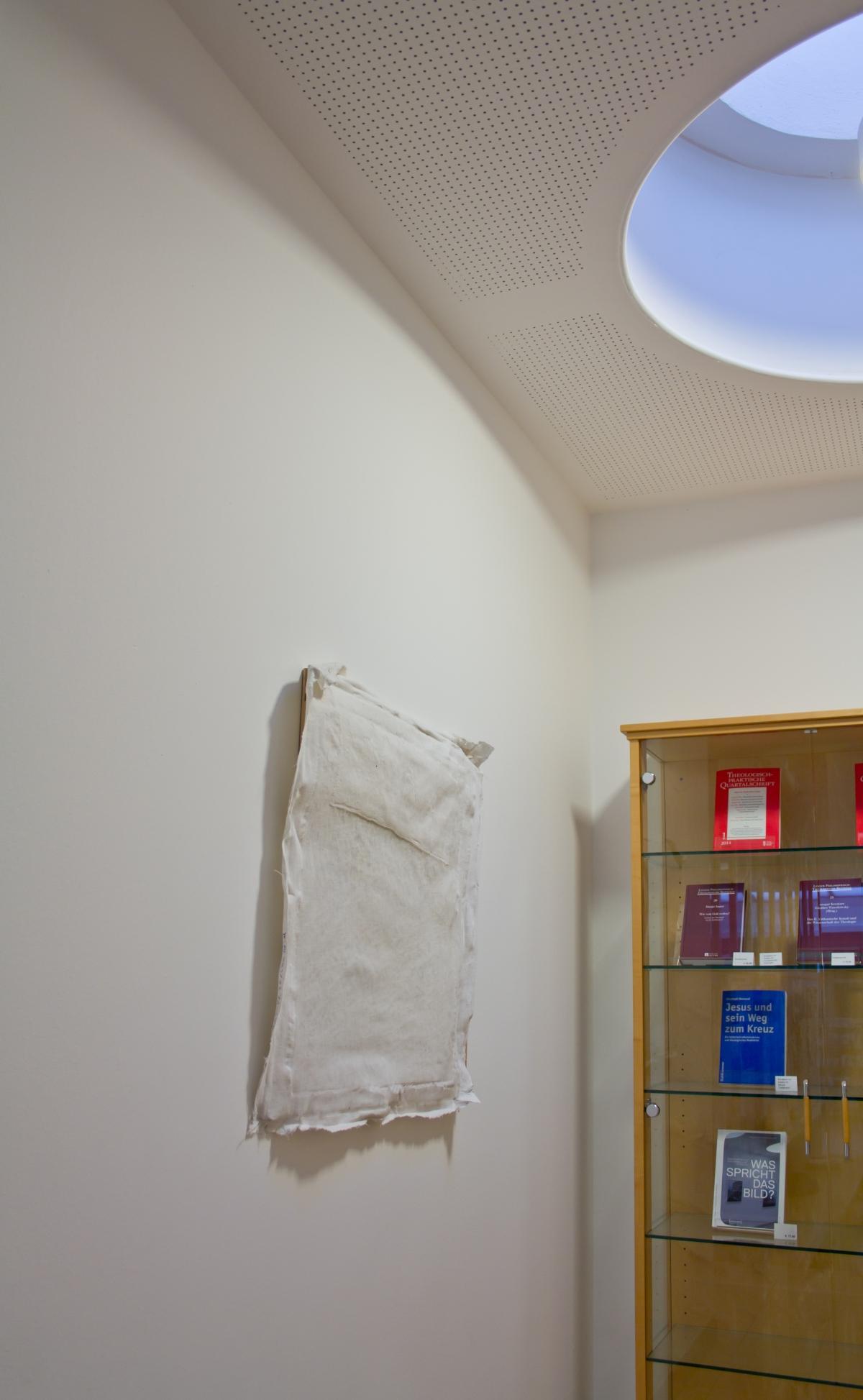 Ausstellungsansicht 4, Julia Hinterberger, Im Vorbeigehen, 2015