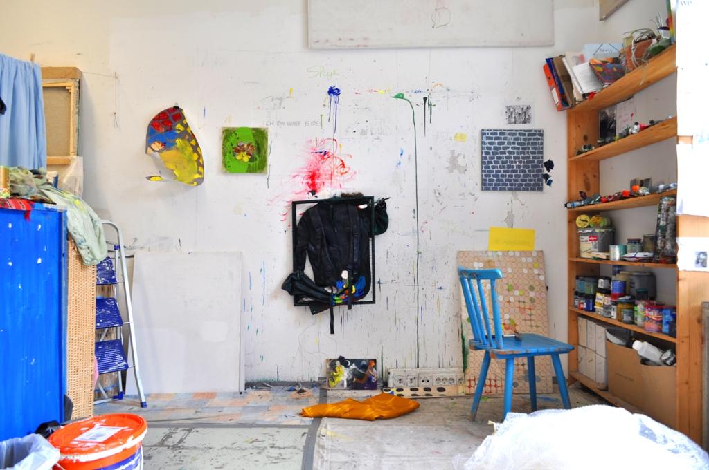 Julia Hinterberger Atelierdokumentation 2013