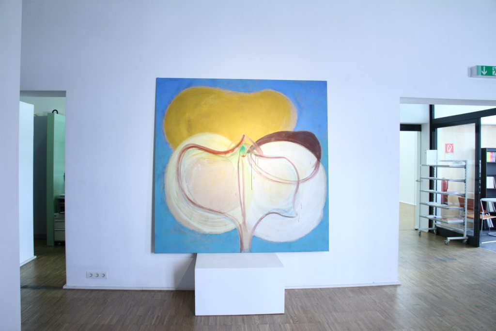 Ausstellungsansicht II, Versus I, Galerie MAERZ, Julia Hinterberger, 2014