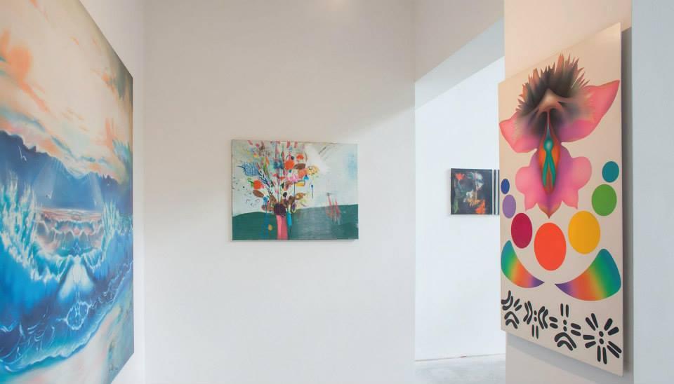 Gesso Artspace Julia Hinterberger